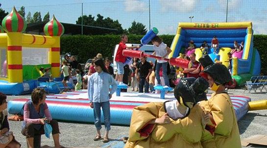 Air De Jeux Gonflables Pour Enfant : Aire de jeux gonflables pour enfants animationevenement