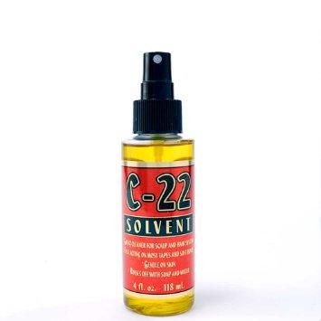 C 22 Citrus Lace Wig Remover