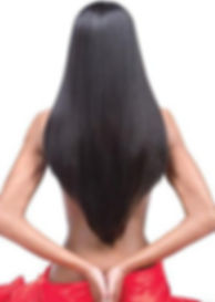 mongolian hair for custom lace wigs