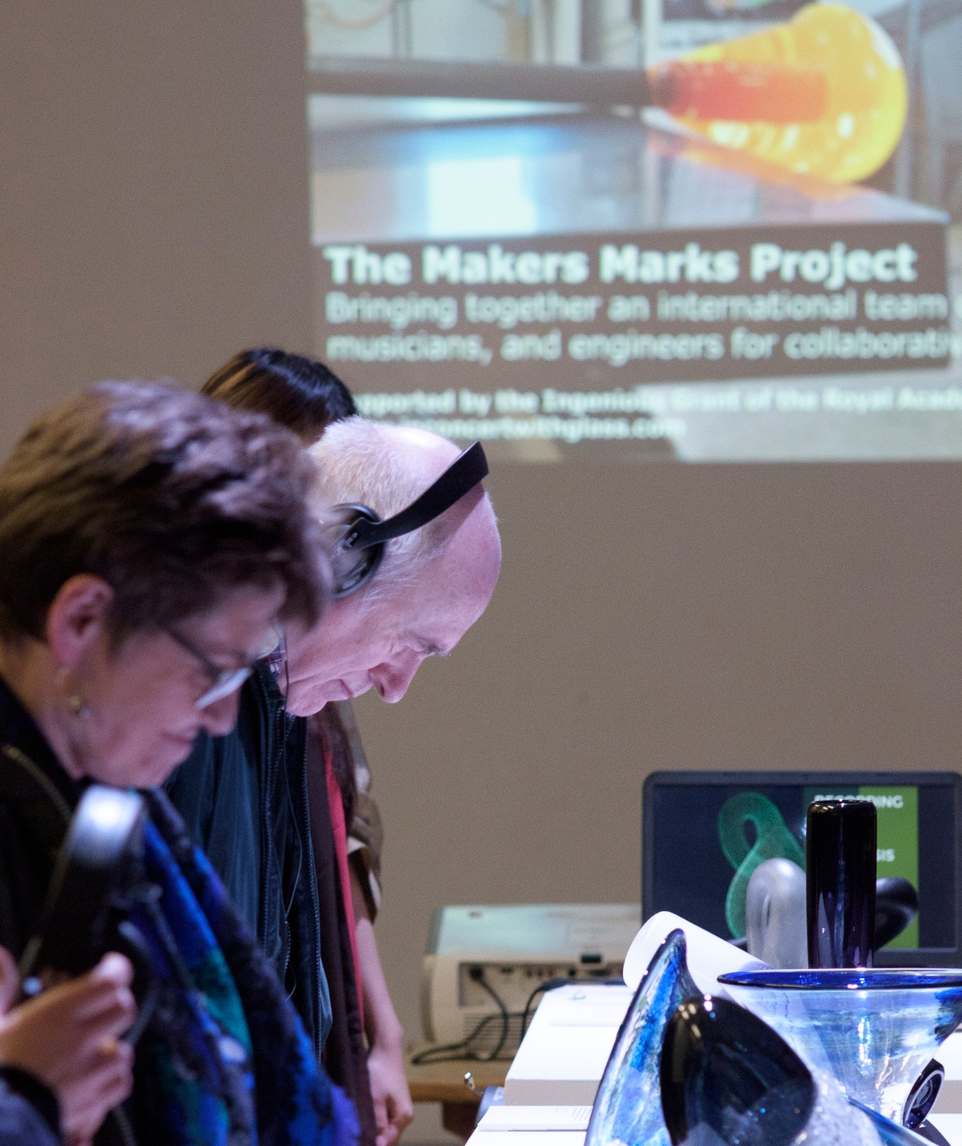 'Makers Marks' in exhibition at Summerhall, Edinburgh