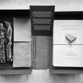 'Black Box Dissertation' (Image: Lisa Naas)