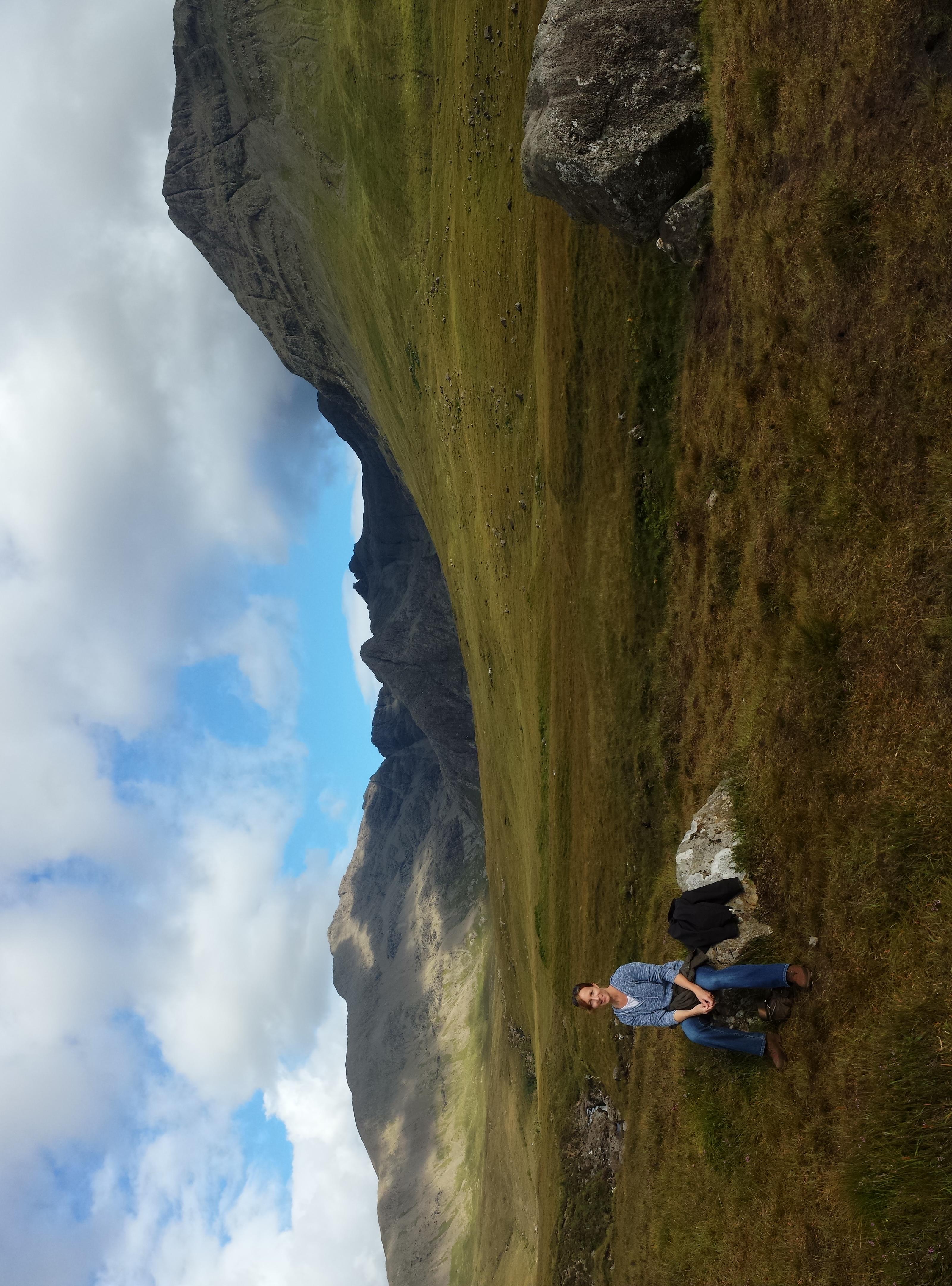 Visiting Isle of Skye