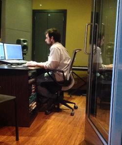 Producing the Audio Tracks