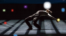 Celestial Bodies: Combining Glass with Dance & Sound