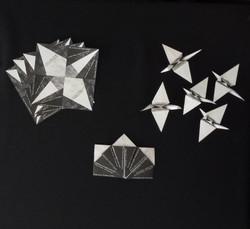 Sorrows Release Origami Cranes