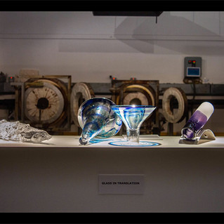 'Glass in Translation', a 'Makers Marks' Project (Image: Alkistis Terzi, Makers Marks Collaborator)