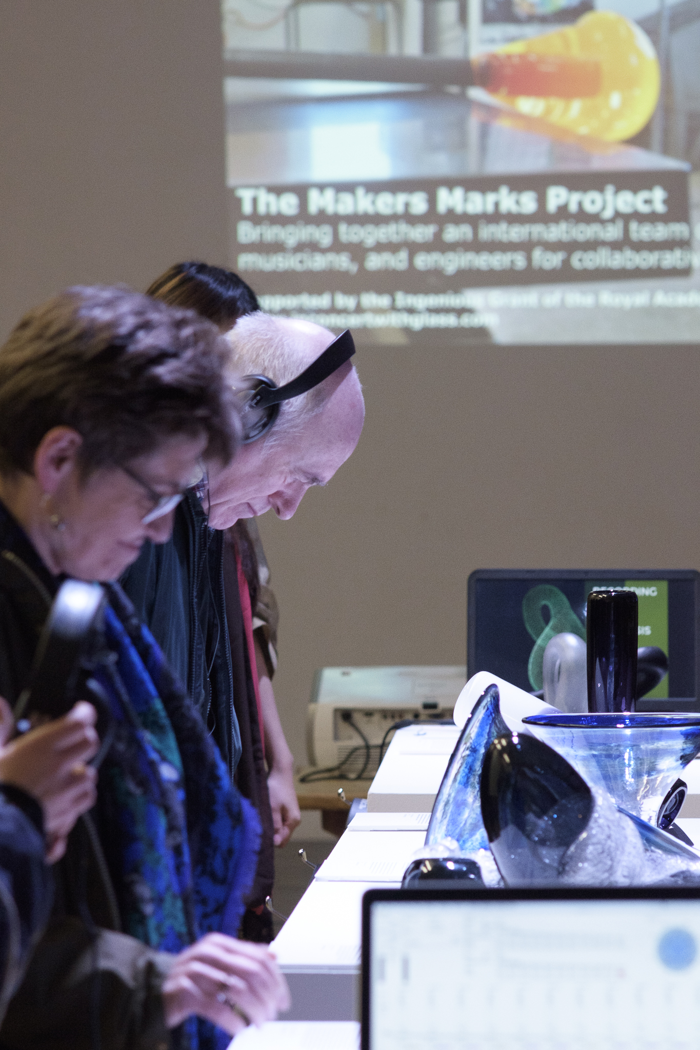 Makers Marks in exhibition at Summerhall, Edinburgh