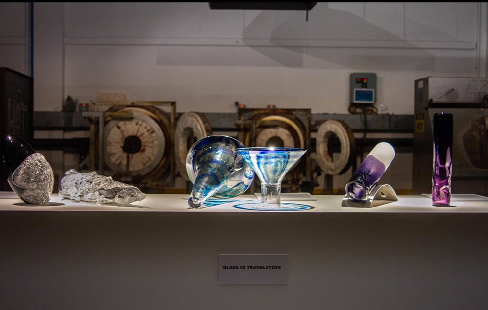 'Glass in Translation' in exhibition at Edinburgh College of Art