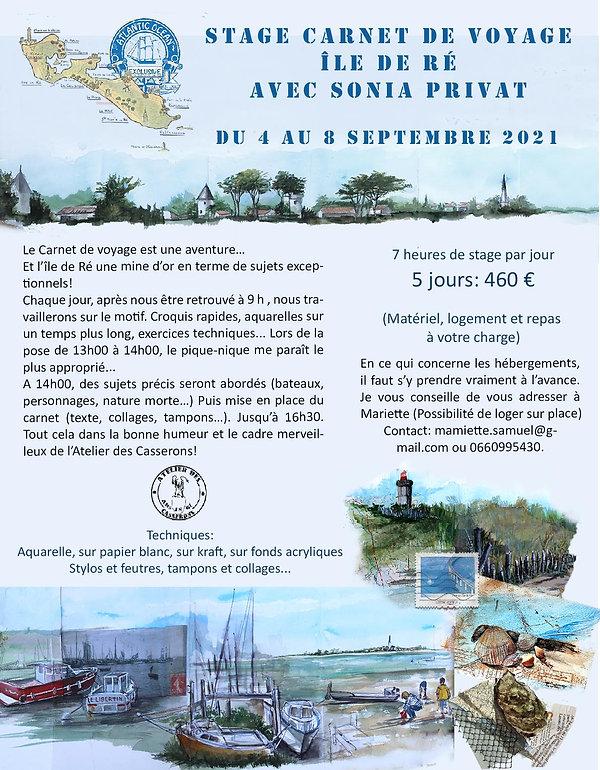 Topo_stage_carnet_de_voyage_île_de_Ré.