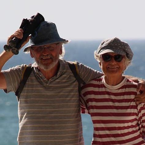 Pierre et Mariette, les hôtes
