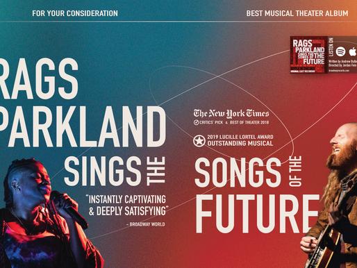 Rags Parkland Billboard Magazine AD