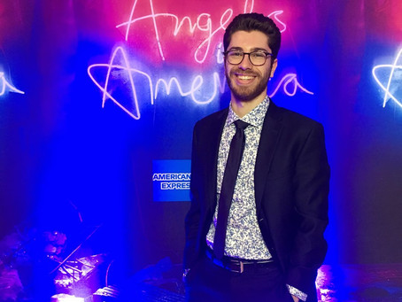 Angels in America Opening