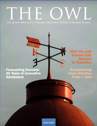 David Treatman Featured in The Owl Magazine