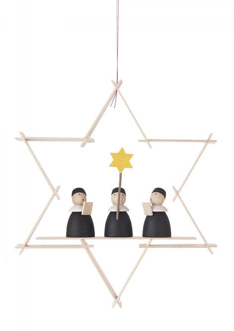 "Ornament - Children's  Choir - 3.7""H"