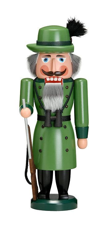 "Nutcracker Ranger - Green 14.6""H"