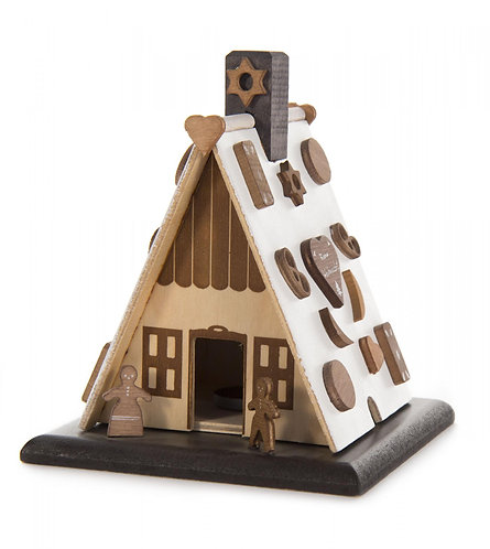"""Craft - Smoker House to Build - Natural 5.0""""H"""