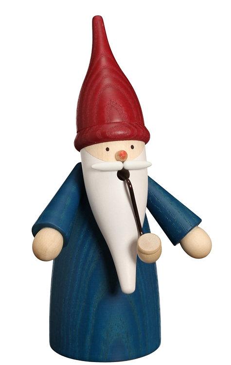 """Smoker - Gnome - Blue 6.3""""H"""