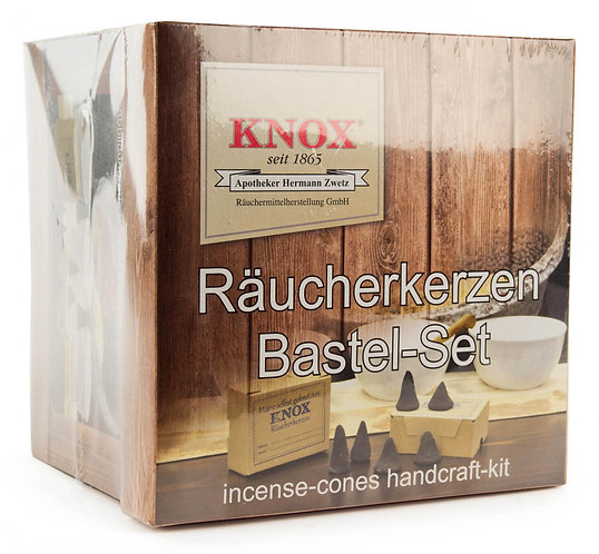 Craft - KNOX Incense Do-it-yourself Kit
