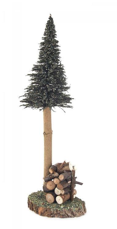 "Decoration Tree - Green 15.""H"