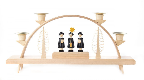 "Candle Arch Children's Choir (holds candles) 5.9""H"