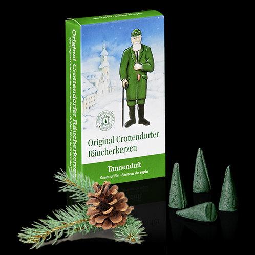 "Incense - Crottendorfer ""Large"" - Pine Scent"