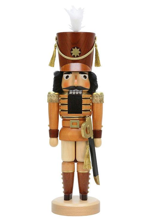 "Nutcracker Soldier - Natural 17.5""H"