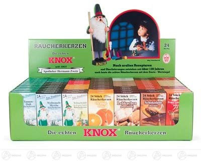 """Incense - Knox """"Large"""" - Misc. Scents"""