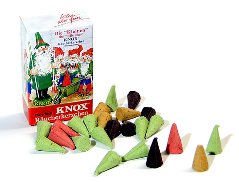 """Incense - Knox Kleinen or """"little"""" - Assorted scents"""