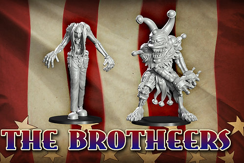 The Brothers Man of Stilts