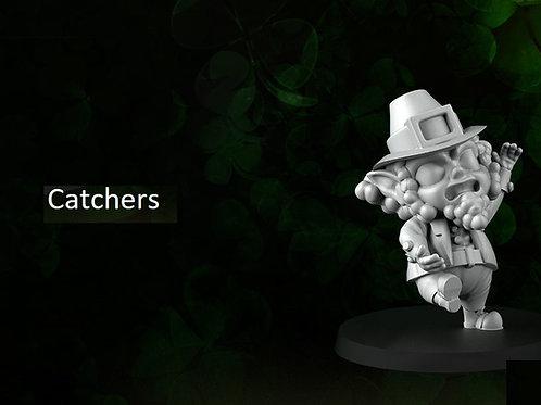 Saint Patrick's Catcher A&B