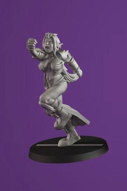 Occulte Predators Linewoman A