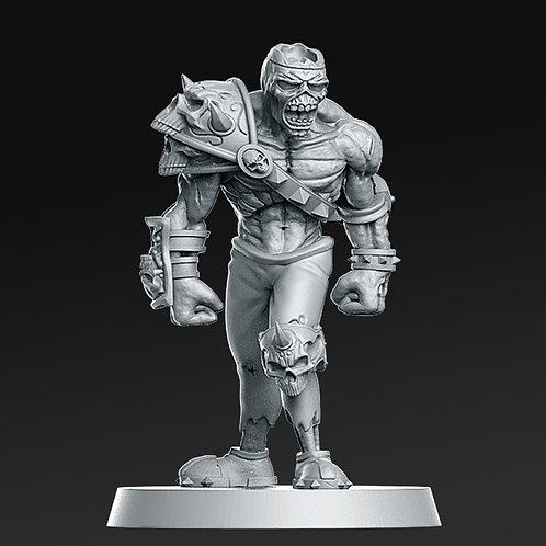 Undead / Necromantic - Zombie D - RN Estudio