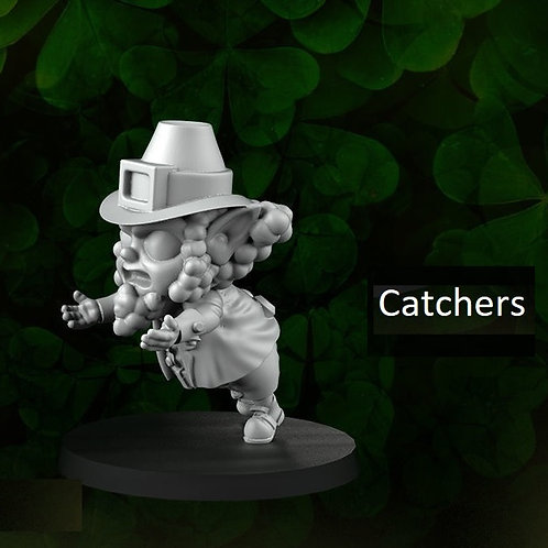 Saint Patrick's Catcher B