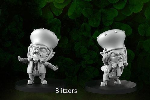 Saint Patrick's Blitzers A&B