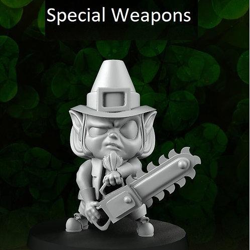 Saint Patrick's  Special Weapon A
