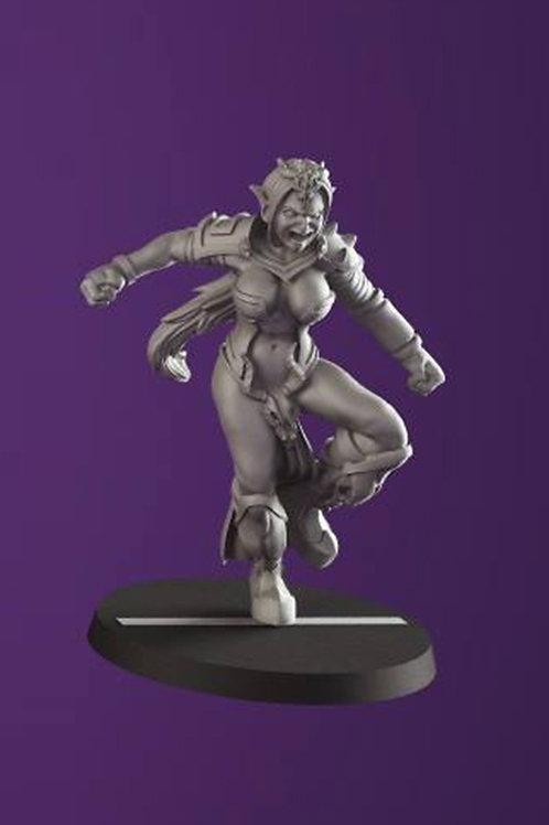 Occulte Predators Linewoman B
