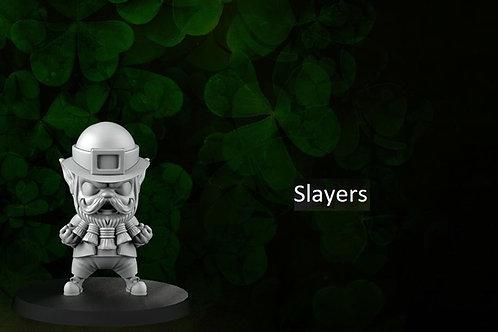 Saint Patrick's Slayers B