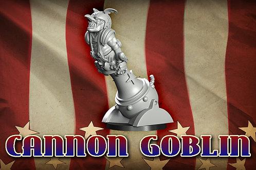 Gobfreak Stars Cannon Goblin