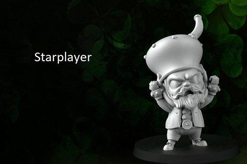Saint Patrick's The Starplayer
