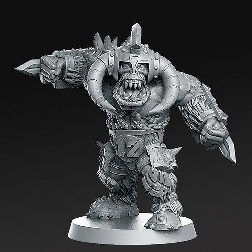 Orks Black Orcs D - RN Estudio