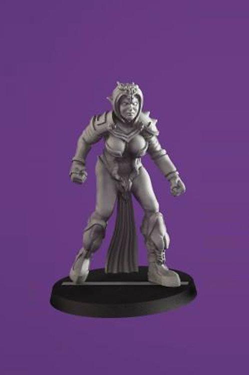 Occulte Predators Linewoman C
