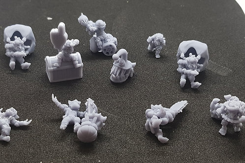 Ogratza Goblins Group