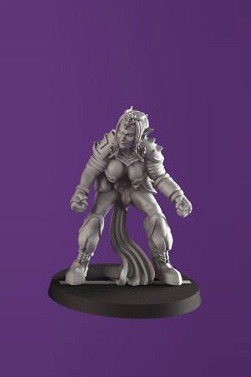 Occulte Predators Linewoman D