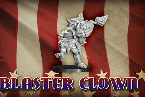 Gobfreak Stars Blaster Clow