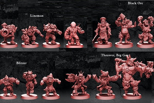 Pirate of The Orc Bay Team A