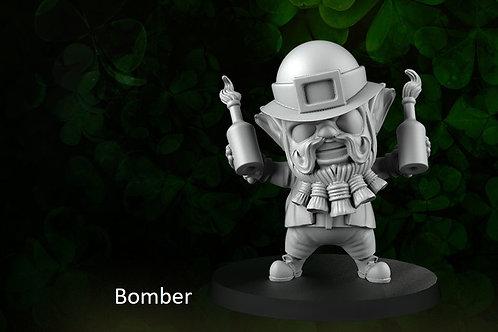 Saint Patrick's  Bomber