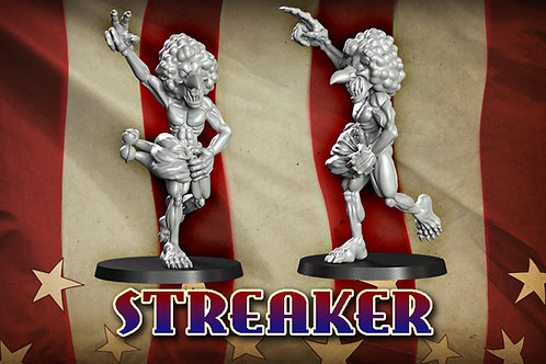 Gobfreak Stars Streaker