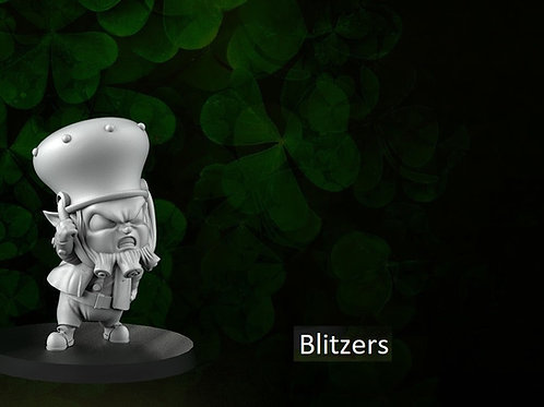 Saint Patrick's  Blitzers A