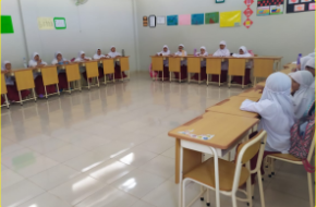 Ruang Belajar yang Nyaman