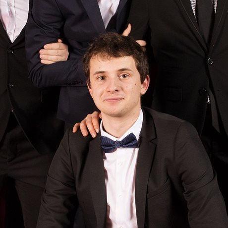Guillaume Jarier, élu CROUS